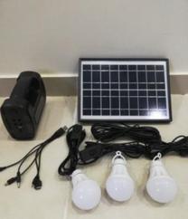 مولد 6 فولت يعمل على الطاقة الشمسيه