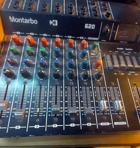 Original Montarbo mixer for sale 8