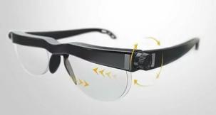 نظارات قابلة للتعديل