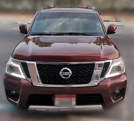 Nissan Armada 2017 model