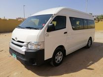 Hiace is clean in perfect condition 2017