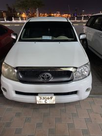 Toyota Hilux model 2011
