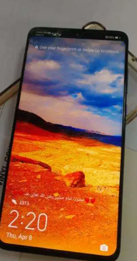 Huawei Mate 20 in excellent condition