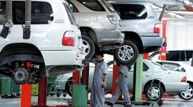 ورشة تصليح سيارات في ابوظبي