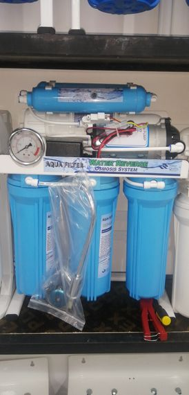 We have water filter transfer service