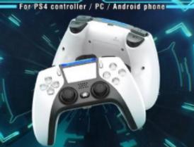 يد سوني 4 و PC gaming