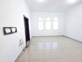 There is a khalifa A studio first floor inside a sophisticated complex