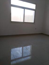 يوجد شقة غرفة وصالة للايجار بمدينة خليفة أ مدخل خاص موقع ممي...