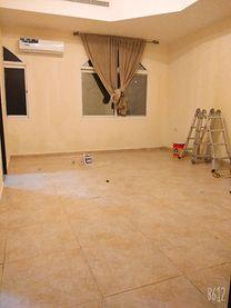 يوجد شقة غرفة وصالة نظامية للايجار بمدينة خليفة أ...