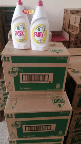 We have detergents for sale