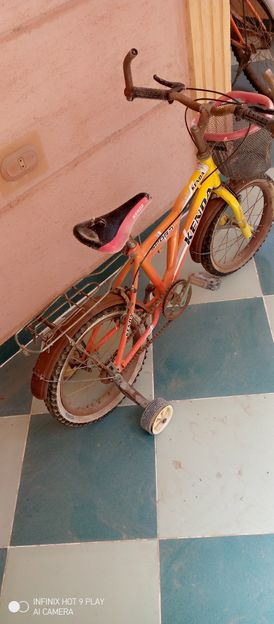 ٢ دراجه استعمال خفيف