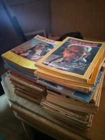 ٧٨ عدد من مجلة العربي الكويتية من الستينات للاليفينات