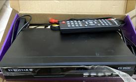 TV Receiver Eurostar