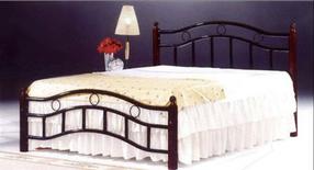سرير كبير حجم الكنج