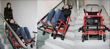 كرسي السلالم