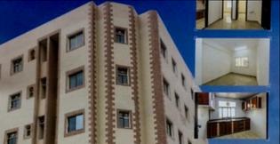 شقة للاجار غرفتين