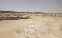 قطعةارض بالمنطقة الصناعية شرق النيل بنى سويف...