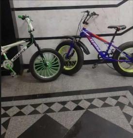 دراجتان بحاله الجديد للبيع