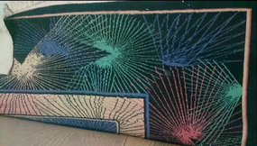 للبيع سجاده ممتازه 4×3 م من النساجون