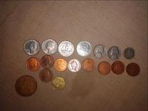 مجموعة عملات معدنيه نادرة