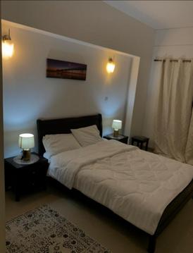 شقه غرفتين للبيع في امواج