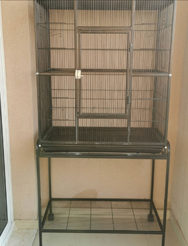 For Sale Birdcage with stand