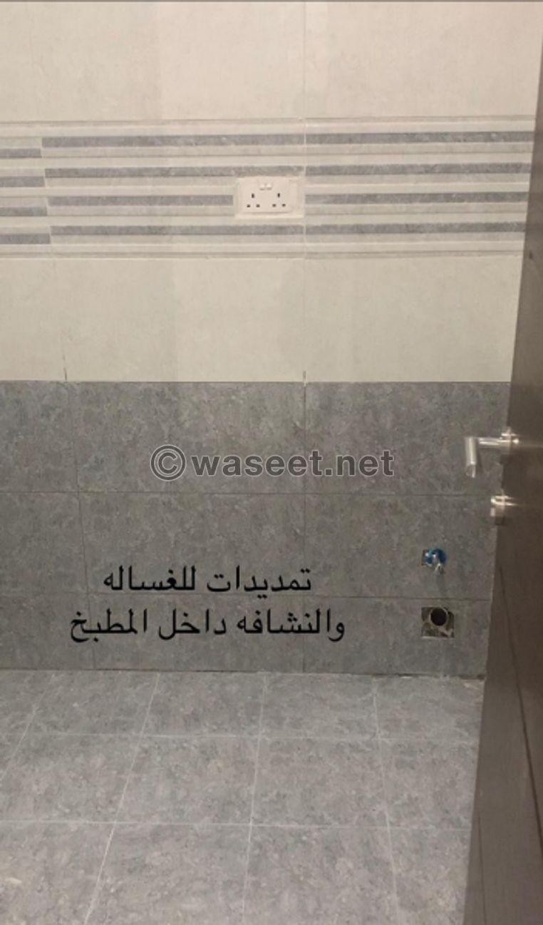 شقق لايجار غرب عبد الله مبارك قطعه ٥
