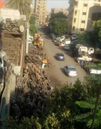 أرض للبيع بالقرب من مستشفى معهد ناصر