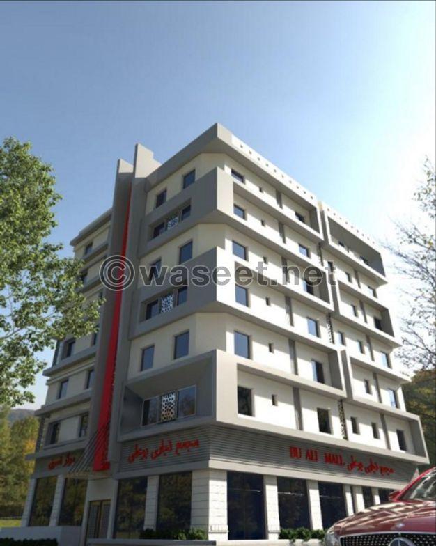 بناية للبيع سكنية تجارية في وسط العاصمة بسعر خيالي ومميزاتها ممتازة بجودة عالية