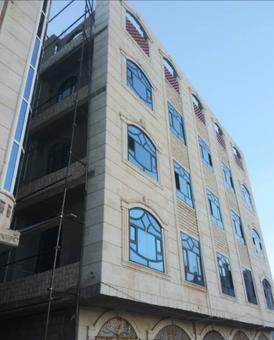 عمارة للبيع في صنعاء شارع النصر