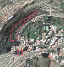 ارض للبيع في عين المير 2830م