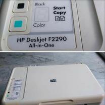 طابعة متعددة  HP قياس الورقة  A4 للبيع
