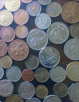 عملات معدنية عربية و أجنبية نادرة 1000ج