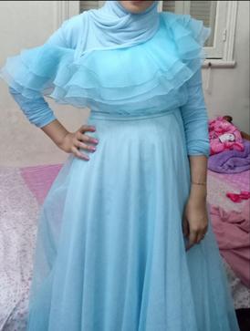 فستان مناسبات او خطوبة