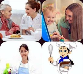 عاملة منزلية خبرة تبحث عن عمل
