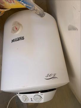 Bathroom water heater in good condition