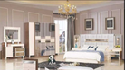 غرفة نوم راقية و عصرية بسعر مخفض...
