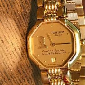 شراء وبيع جميع الساعات الذهب الحريمي