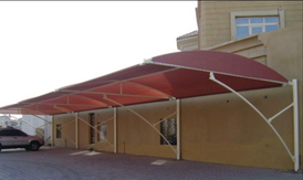 Supplying and installing all types of awnings