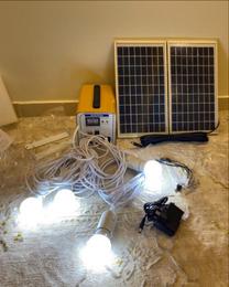 مولد يعمل على الطاقة الشمسيه 18 وات