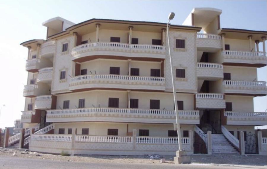 شاليه 3 غرف وصاله على الكورنيش جمصه 15 مايو قرب الجامعه