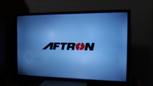 شاسة AFTRON. للبيع  40  بوصه 1