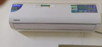 Geepas air conditioner very clean