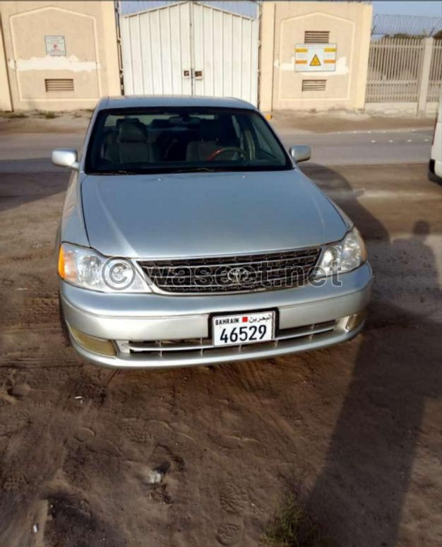 Used Toyota Avalon 2003 for sale