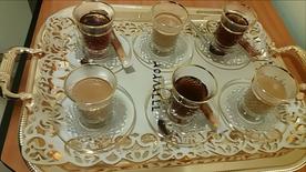 ضيافة الشاي والقهوة
