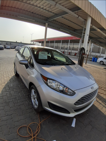 Ford Fiesta 2019 without Accidents