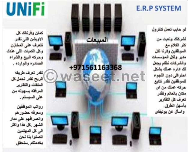 شركة يونيفاى لتكنولوجيا المعلومات