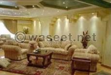 شقة 135م للإيجار بالمهندسين القاهرة مفروشة فخمة