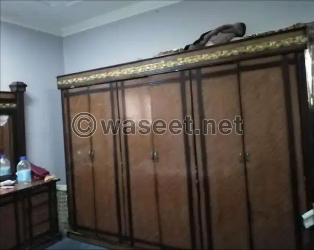 Cupboard and bed for sale urgent