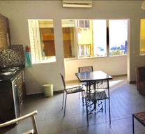 Furnished Studio for rent achrafieh 52m